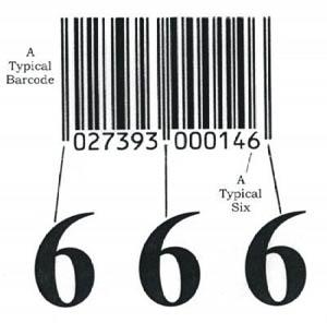 Código de barras 666