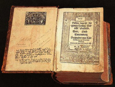 Bíblia de Lutero