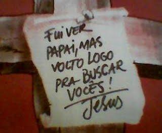 Mensagem de Jesus