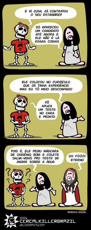 Tira do Jesus 00