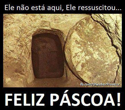 Feliz Páscoa Cristã