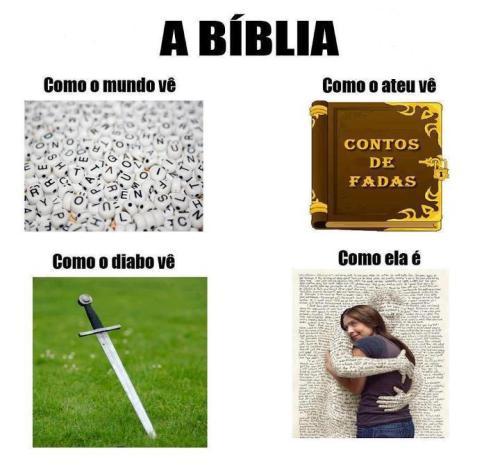 A bíblia por 4 ângulos
