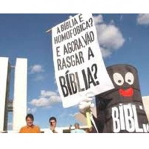 Biblia homofóbica